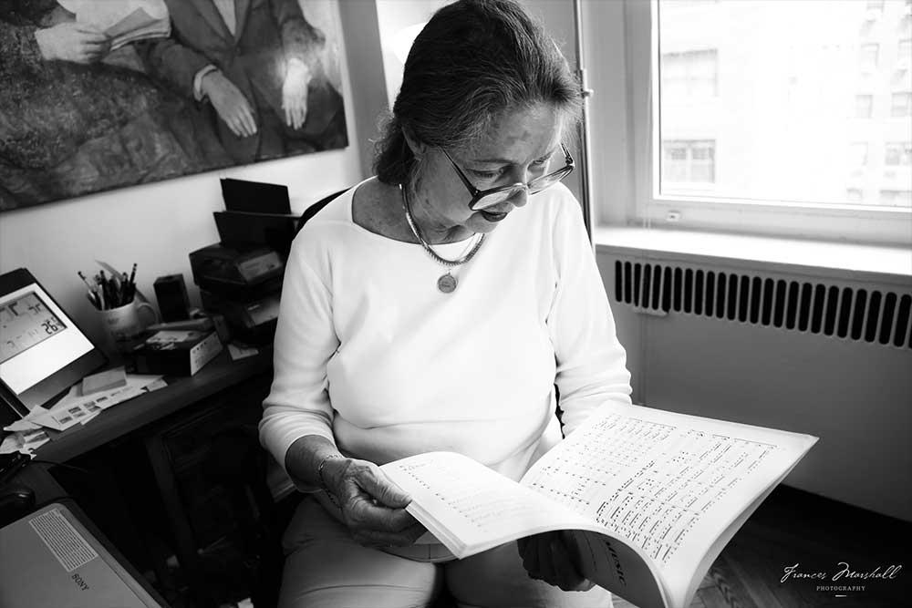 Ellen Taaffe Zwilich – Final Note Magazine interview