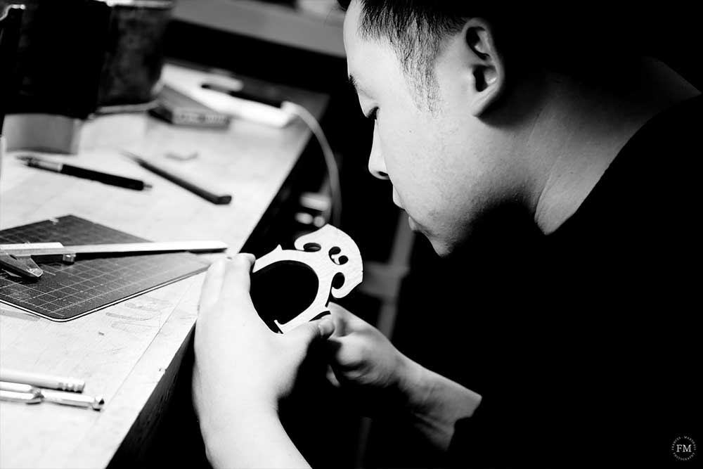 Sibai Huang – Rare Violins of New York – Final Note Magazine interview – Final Note Magazine interview