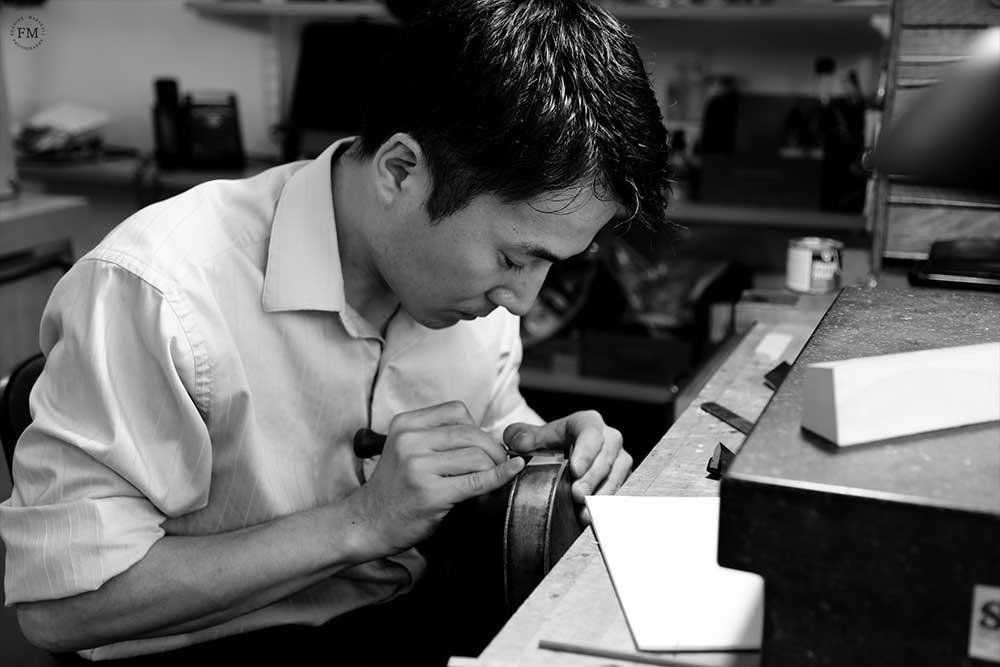 Tatsuo Imaishi – Rare Violins of New York – Final Note Magazine interview – Final Note Magazine interview