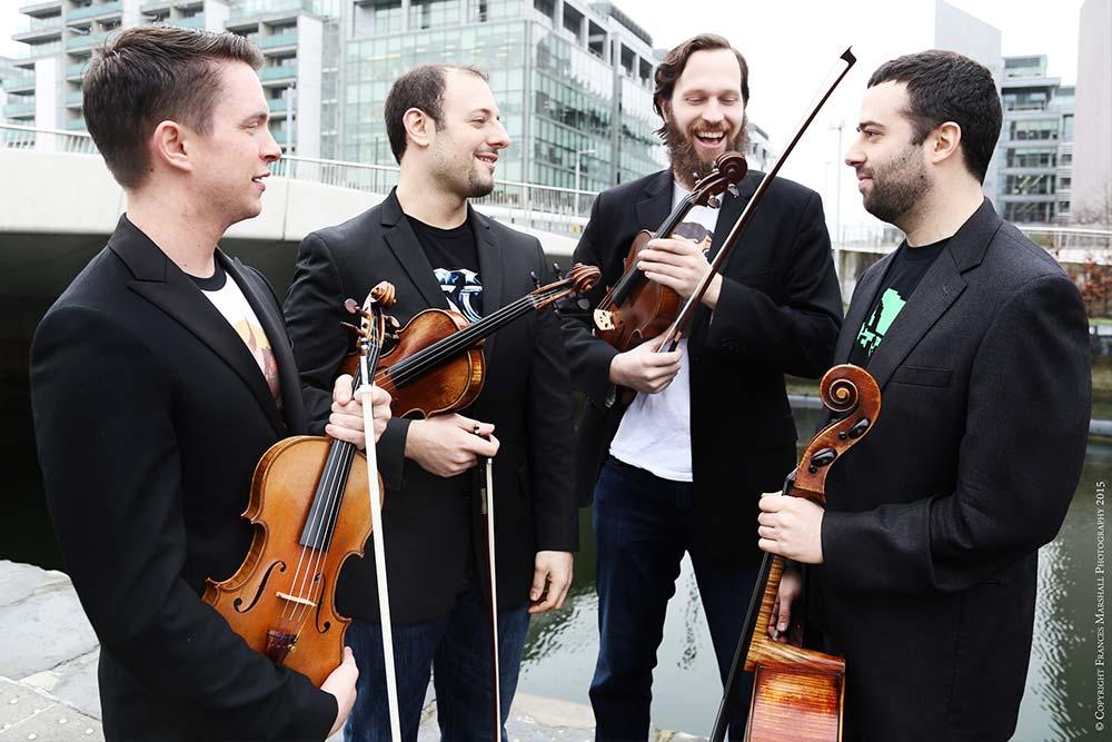 Triforce Quartet – Final Note Magazine interview – Final Note Magazine interview