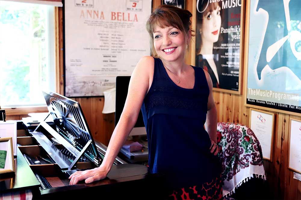 Roxanna Panufnik – Final Note Magazine interview – Final Note Magazine interview