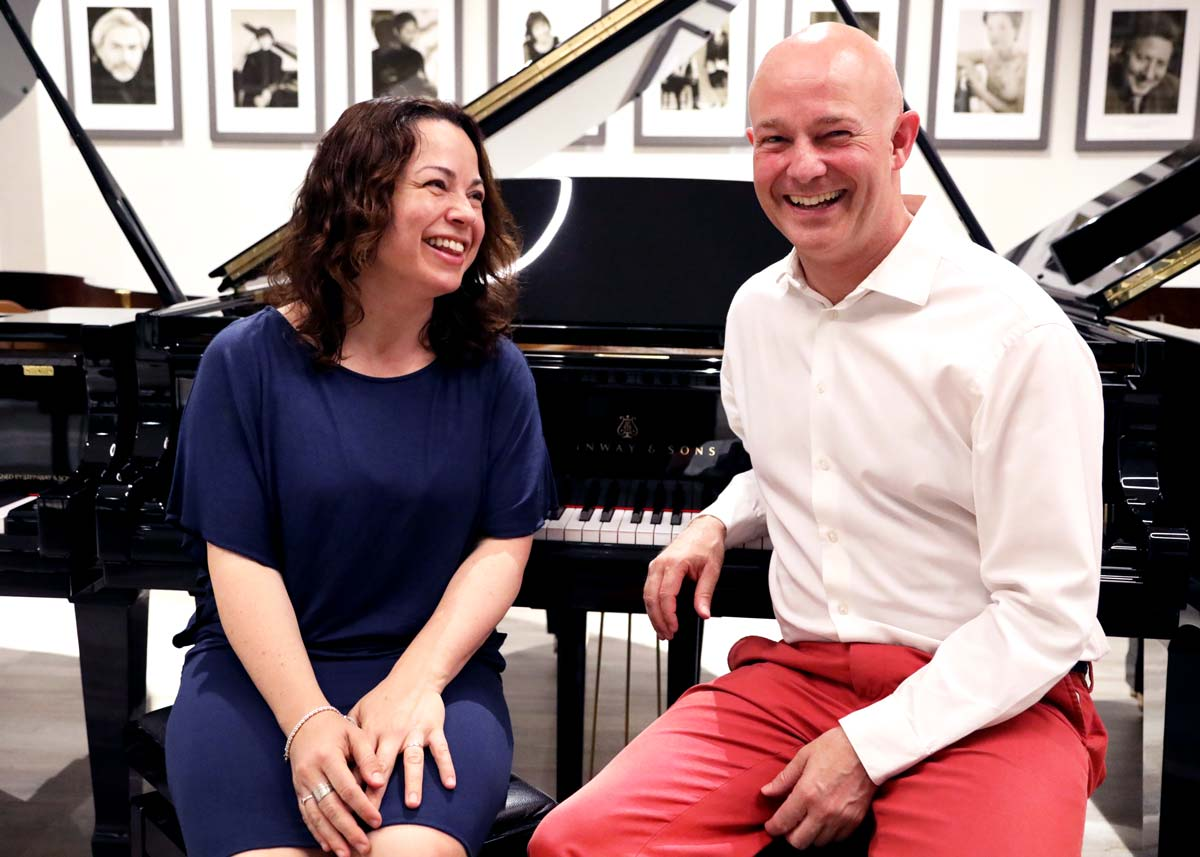 London Piano Festival Charles Owen and Katya Apekisheva – Final Note Magazine