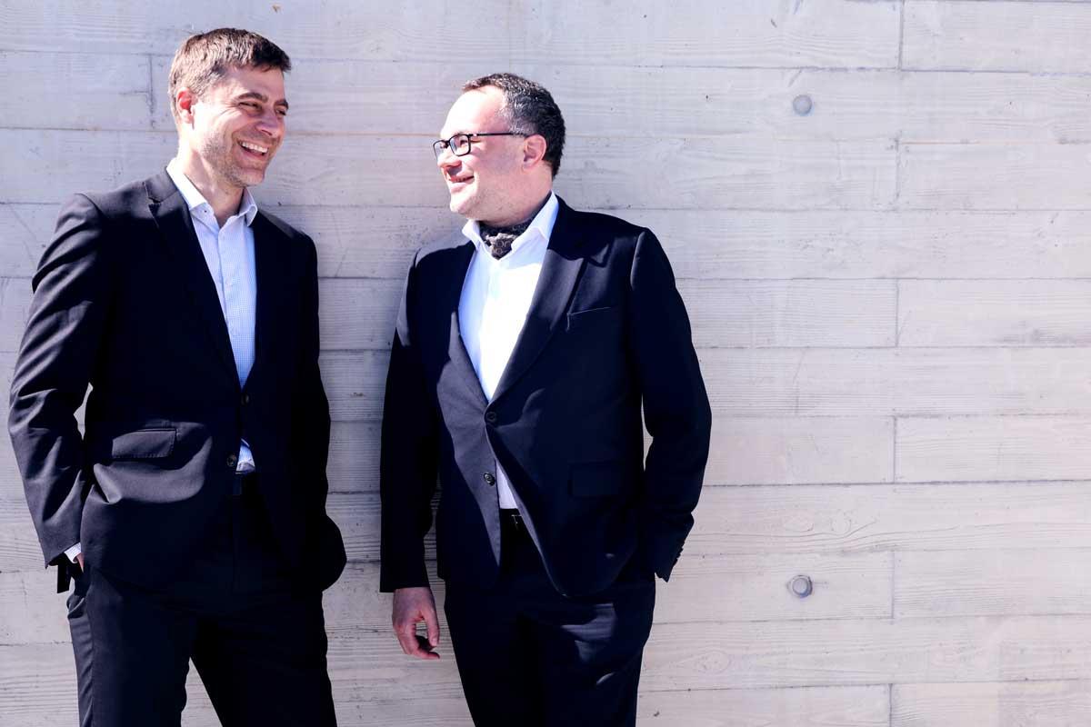 Czech Philharmonic Orchestra with David Mareček and Robert Hanč – Final Note Magazine